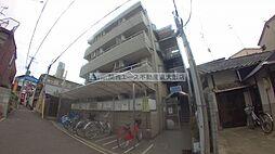 大阪府東大阪市小若江1丁目の賃貸マンションの外観