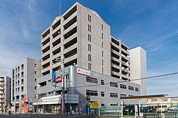 サバービア岸和田[5階]の外観