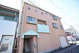 静岡県静岡市葵区安西2丁目の賃貸マンションの外観