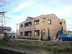 愛知県江南市布袋町西の賃貸アパートの外観