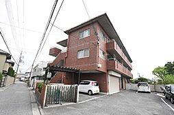 兵庫県宝塚市安倉南4丁目の賃貸マンションの外観