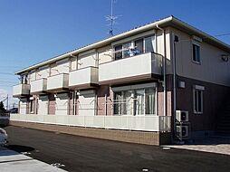 カノビアーノB棟[102号室]の外観