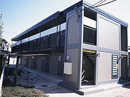 レオパレスクレールアビコ[101号室]の外観