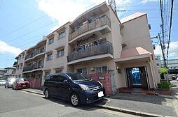 兵庫県宝塚市米谷1丁目の賃貸マンションの外観
