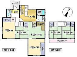 近鉄生駒線 元山上口駅 徒歩13分