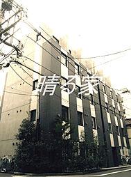 クレスト北新宿A棟[3階]の外観