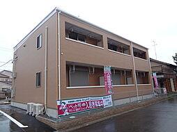 コーポサウスC[2階]の外観