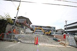 兵庫県尼崎市南武庫之荘4丁目の賃貸アパートの外観