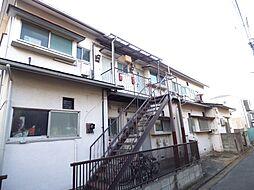 浦和本太アパート[2階]の外観