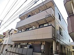 東京都江戸川区南小岩3丁目の賃貸マンションの外観
