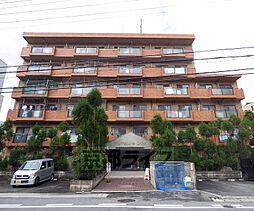 京都府京都市北区上賀茂朝露ケ原町の賃貸マンションの外観