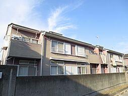 千葉県佐倉市大蛇町の賃貸アパートの外観
