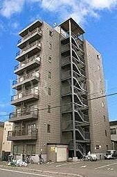クリーンシャトー東札幌[5階]の外観