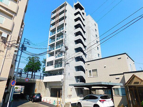 サンコート南郷通 7階の賃貸【北海道 / 札幌市白石区】