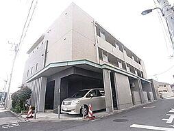 東京都足立区六町4丁目の賃貸マンションの外観