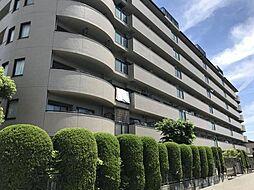 兵庫県姫路市飾磨区構4丁目の賃貸マンションの外観