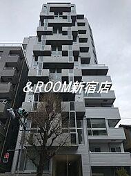 ZOOM神宮前(ズーム神宮前)[602号室]の外観