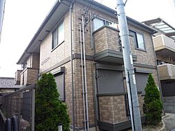 大阪府泉大津市本町の賃貸アパートの外観