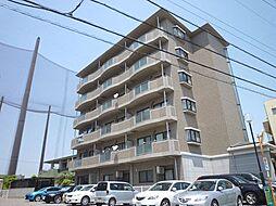 徳島県徳島市中吉野町4丁目の賃貸マンションの外観