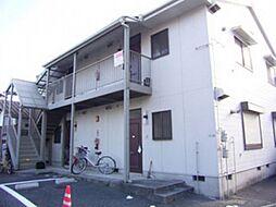 広島県広島市佐伯区五日市中央3丁目の賃貸アパートの外観