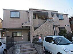 愛知県名古屋市中川区江松5丁目の賃貸マンションの外観
