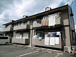 東京都練馬区西大泉6の賃貸アパートの外観