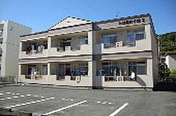 トヨタハイツI[201号室]の外観