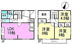波田駅 1,398万円