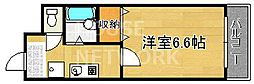 セントポーリア丸太町[206号室号室]の間取り
