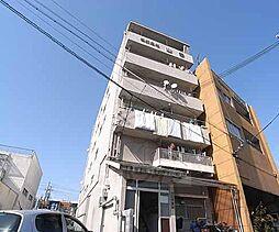 京都府京都市南区上鳥羽勧進橋町の賃貸マンションの外観