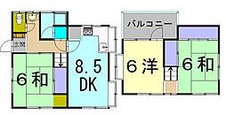 バス ****駅 バス 済美中学前下車 徒歩4分