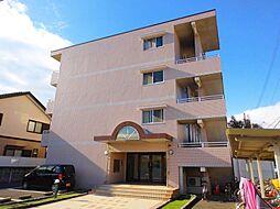 滋賀県近江八幡市堀上町の賃貸マンションの外観