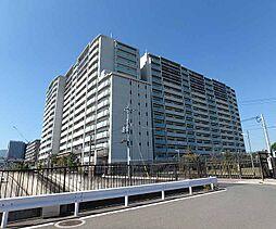 京都府京都市南区久世高田町の賃貸マンションの外観