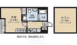 高宮駅 4.3万円