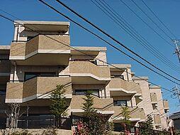 京都府京都市伏見区桃山羽柴長吉中町の賃貸マンションの外観
