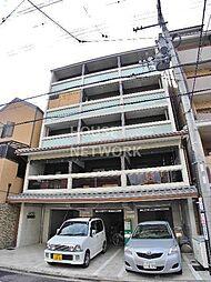 ルクラ京都三条油小路[502号室号室]の外観