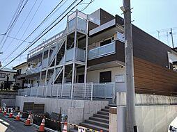 踊場3分矢部町新築マンション[306号室]の外観