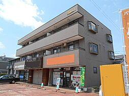 千葉県市原市惣社3丁目の賃貸マンションの外観