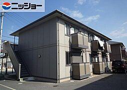 リビングタウン乙田C[1階]の外観