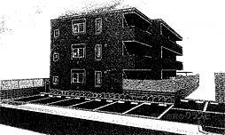 (仮称)東成区大今里ヘーベルメゾン[1階]の外観