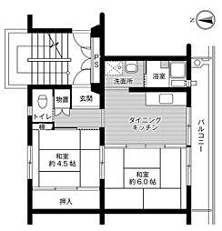 【敷金礼金0円!】ビレッジハウス直方5号棟