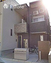 JR関西本線 八田駅 徒歩5分の賃貸アパート