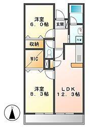 アークステージ[5階]の間取り