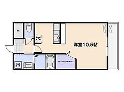 エテルニT[2階]の間取り