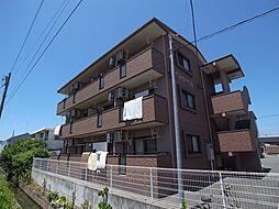 メルローズII[3階]の外観