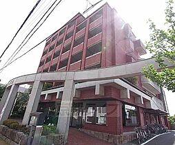 京都府宇治市広野町の賃貸マンションの外観