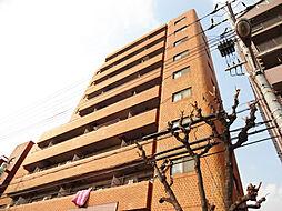 サンハイツ大阪屋[10階]の外観