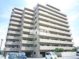 ライオンズマンション豊成[8階]の外観