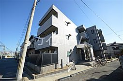 兵庫県神戸市須磨区権現町3丁目の賃貸マンションの外観