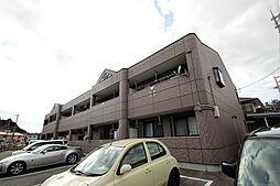 広島県広島市安佐南区伴東7丁目の賃貸アパートの外観